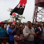 Entregan proyecto de Agua en Banacruz Rosita