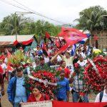 Inauguran tanques de agua en Bluefields y celebraciones en cada municipio de Caribe