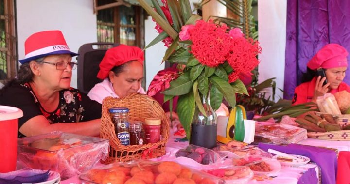 Rescatan tradiciones de la cuarezma en Siuna