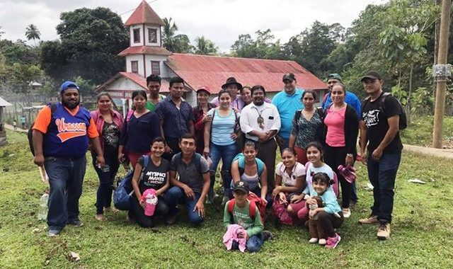 Estudiantes de URACCAN comparten sobre gobernanza indígena en Sikilta