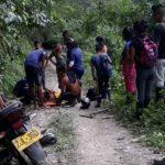 Masacre en Dagua, Colombia, muertos y heridos indígenas en preparativos para la Minga