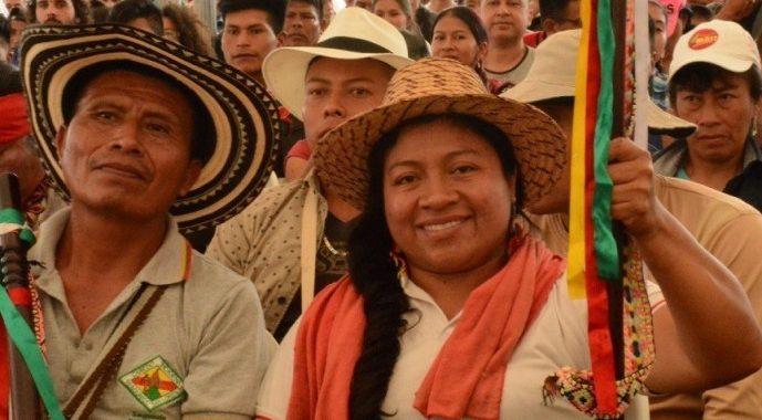 Aunar esfuerzos para exigir la reivindicación de los derechos a la vida y el territorio en el Cauca Colombia