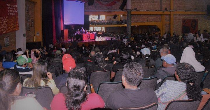 Organizaciones sociales del Cauca continúan en movilización en Colombia