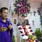 Rezaron por el alma del maestro Arsenio López en Siuna