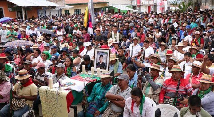 Presidente Duque no tuvo la capacidad de escuchar a los mingueros y mingueras del suroccidente Colombiano