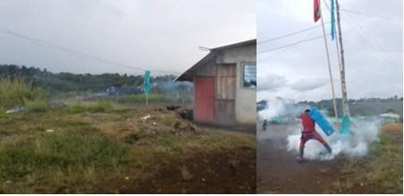 Minga indígena en Colombia en alerta total