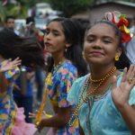 Carnaval Mayo Ya en la Costa Caribe