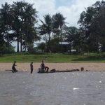 Dos niños ahogados en el Wanky