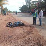 Más accidentes en Loma Verde Bilwi