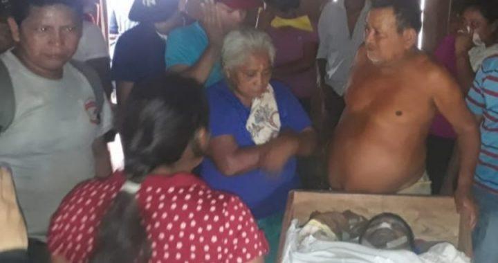 Dirigente sandinista fue torturado y asesinado en Waspukito, Siuna, Caribe Norte.