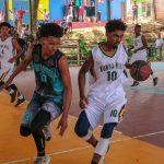 Gran final de la III serie del Caribe de Baloncesto en Siuna