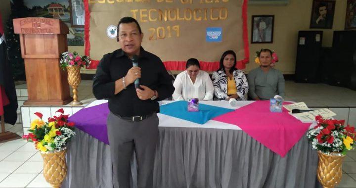 Alcalde de Bonanza ordena un inventario en el lugar del incendio