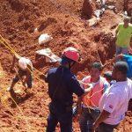 Sigue intensa búsqueda de mineros en Bonanza