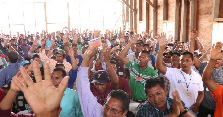 Asanglawana elige por unanimidad directivos de la nación Mayangna