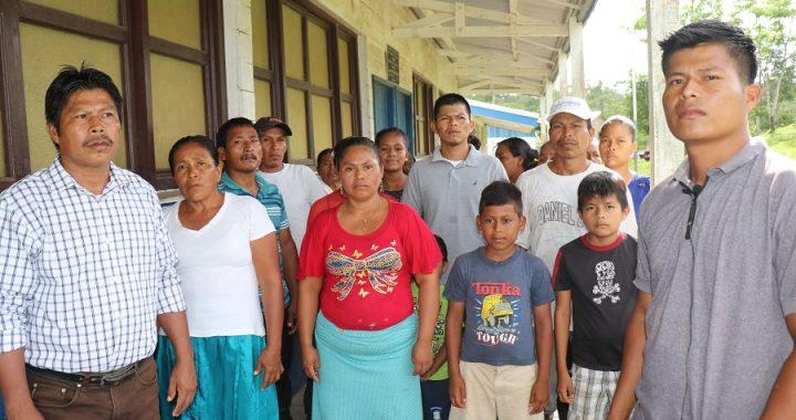 Indígenas Mayangnas claman al Gobierno de Nicaragua por invasión de sus tierras
