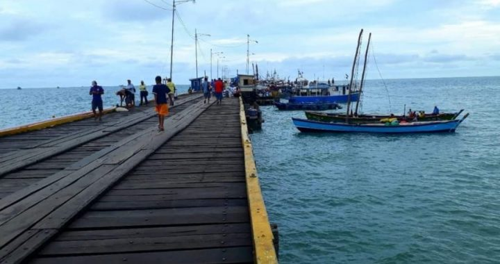 Suspenden zarpes en el Caribe por mal tiempo