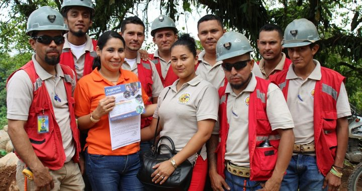 Mineros artesanales de Bonanza podrán adquirir seguros de vida