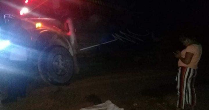 Bus se volcó en la vía Bilwi-Rosita