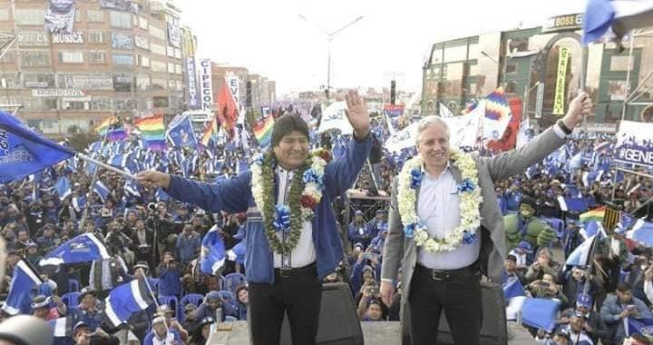 Evo Morales logra su reelección para cuarto mandato