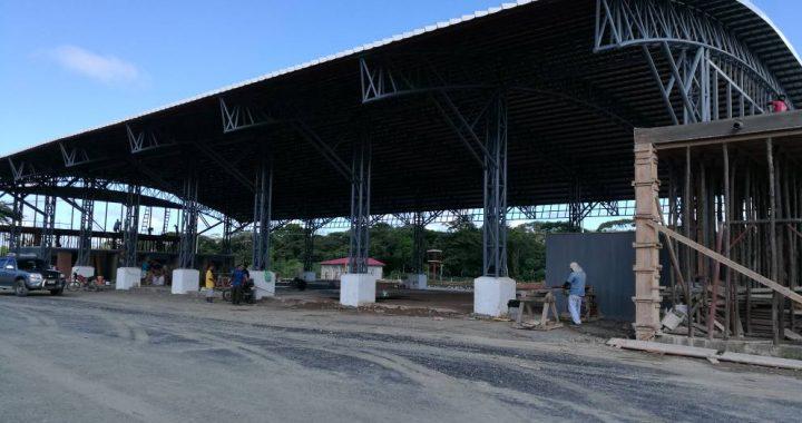 Nueva terminal de buses en Bluefields se estrenará pronto