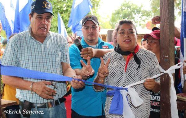 Energía llega a 73 familias en la comunidad de San Juan, Siuna