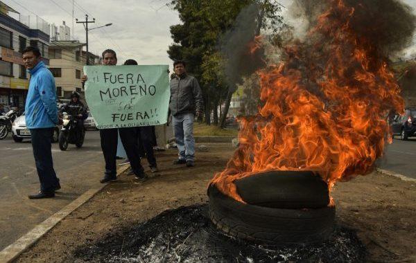 Ecuador en pie de lucha por los derechos indígenas