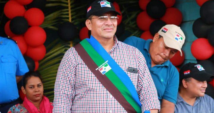 Toma de posesión del Gobierno de la Nación Mayangna en Rosita