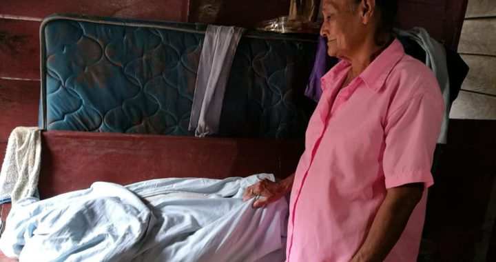 Disabled dies of suffocation in Bluefields