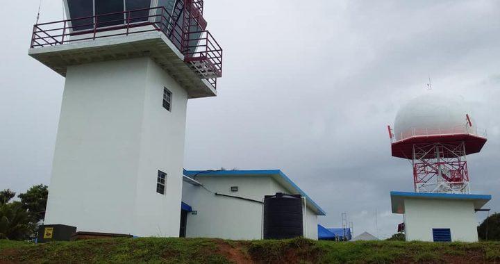 Inauguran radar con tecnología de punta en Bluefields