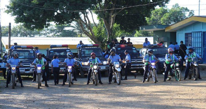 Policía Nacional ejecuta plan aguinaldo seguro en el Caribe