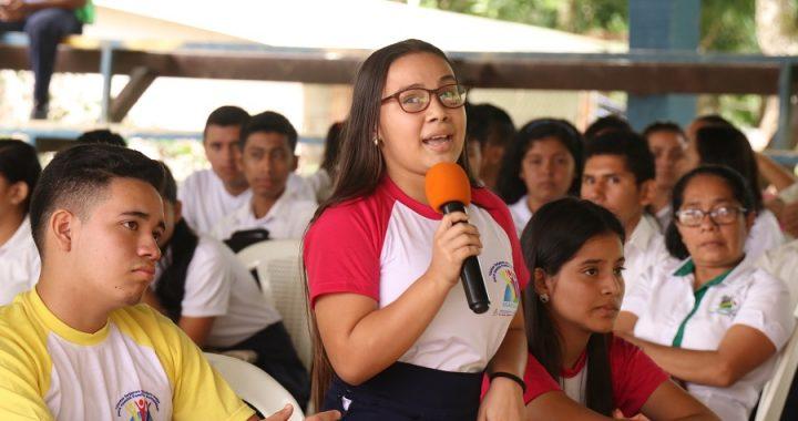 Realizan liga del saber con estudiantes de Siuna