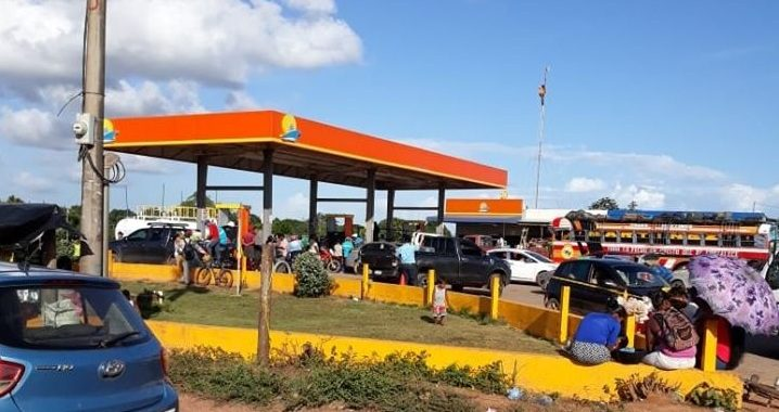 Autoridades confirman que hay combustible suficiente en Bluefields y Bilwi