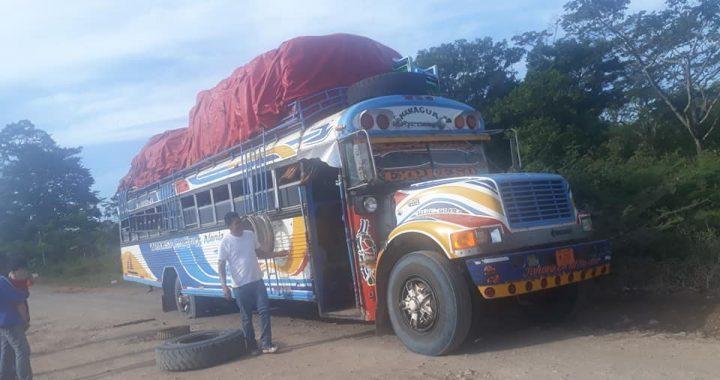 Se quejan de mal servicio de transporte Alanís