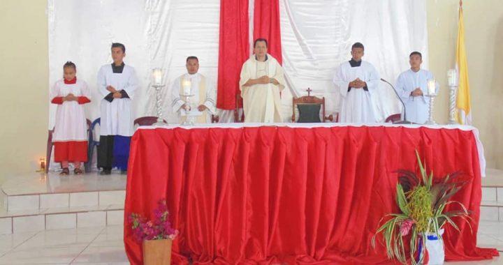 Nueva parroquia en Diócesis de Siuna