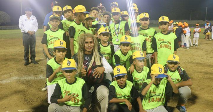 Siuna el monarca en las dos categorías del campeonato regional infantil