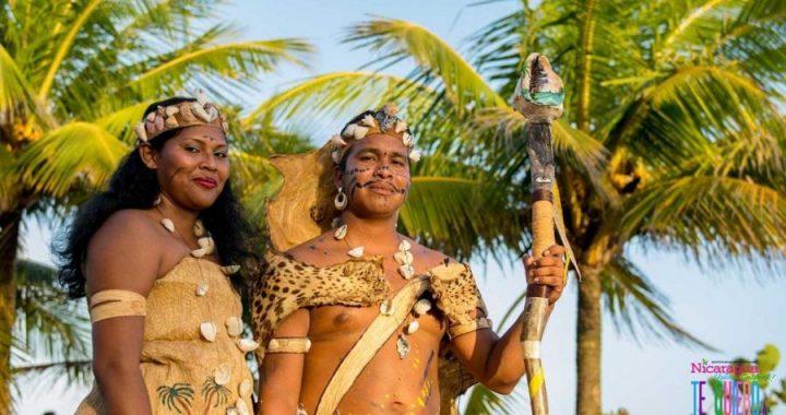 King Pulanka en el Caribe recuerda reinado Ingles en la Costa Atlantica