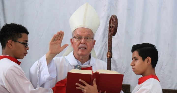 Obispo será intervenido en Estados Unidos
