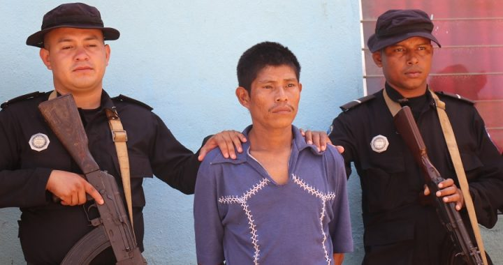 Autoridades detienen a un sospechoso por asesinato en comunidad de Bosawas