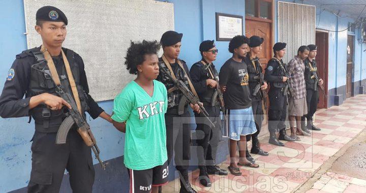 Tres presos por violación a una persona con discapacitad en Kukra Hill