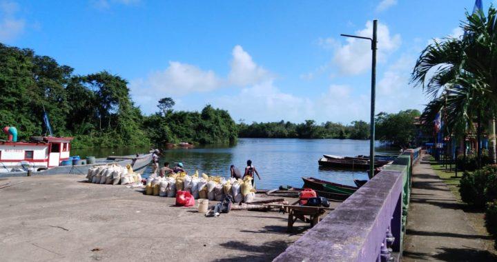 Mujer muere después de se atropellada en el Caribe Sur
