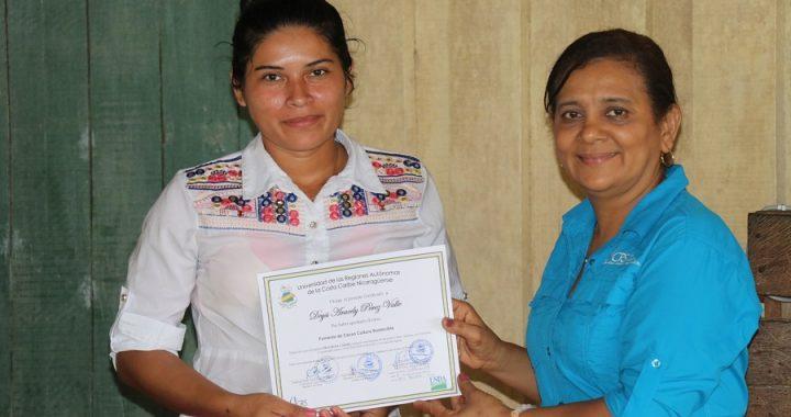 CRS apoya curso dirigido a hijos de productores de cacao en Rosita