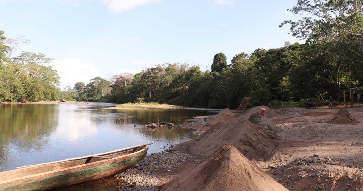 La deforestación y la explotación por arena están matando al Wany y demás ríos del Caribe