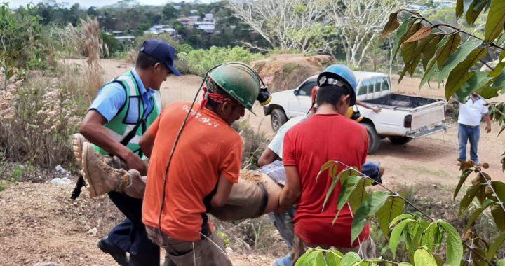 Exitoso ejercicio multiamenazas en Siuna y el Caribe