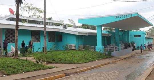 Siuna tiene uno de los 19 hospitales habilitados en Nicaragua para atender coronavirus