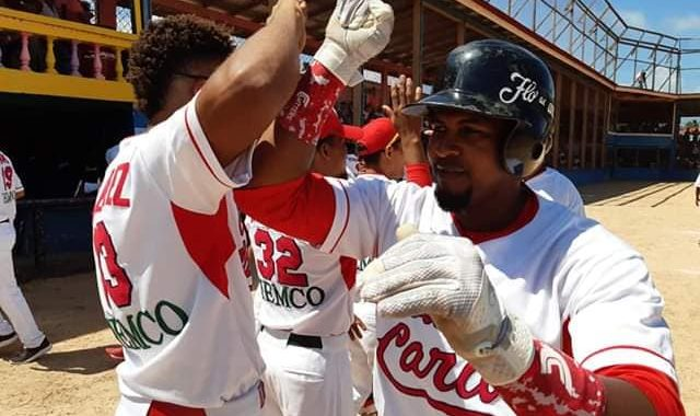 Feria de cuadrangulares en Bilwi Costa Caribe derrota a Nueva Segovia