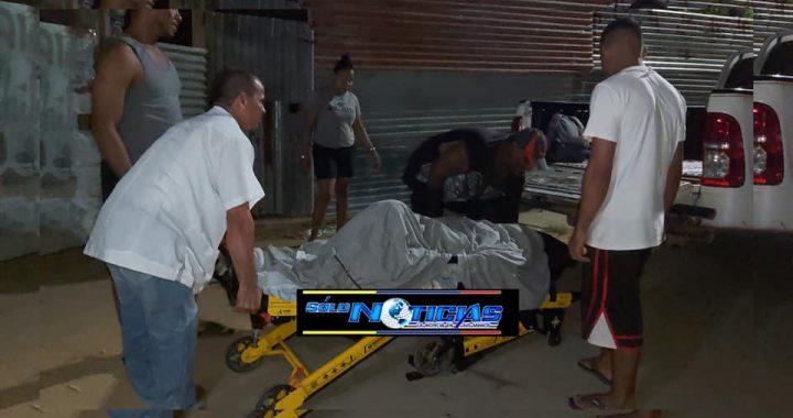Un muerto y un herido en Laguna de Perlas