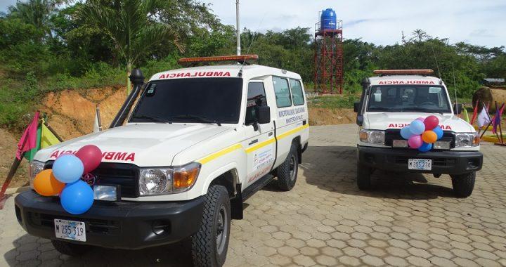 Armados y encapuchados asaltan ambulancia en el 43 en Puerto Cabezas