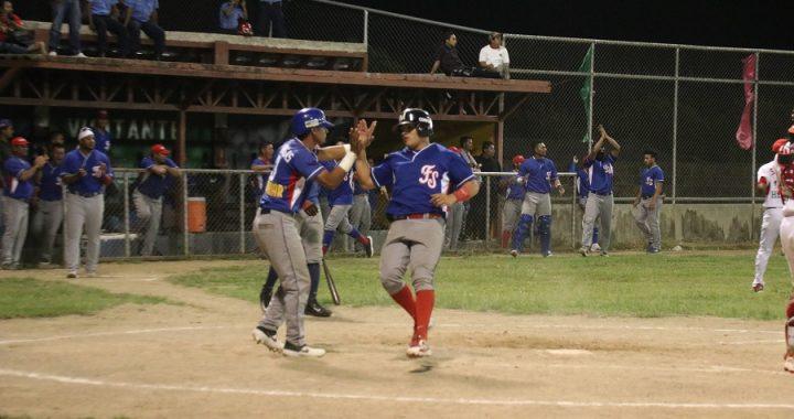 Frente Sur derroto a la Costa Caribe y se pone arriba en la serie 2-1