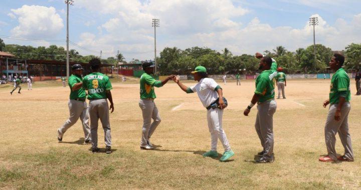 Costa Caribe barre al Chinandega y que en segundo lugar con el Bóer